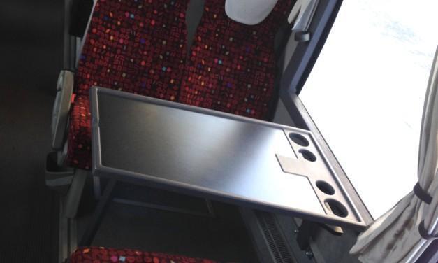 Paikkavaraus pöytäpaikalle Onnibussin verkkokaupasta