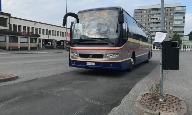 Aamuksi Helsinki-Vantaan lentoasemalle
